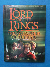 The Lord of the Rings - The Fellowship of the Rings Visual Movie Companion Book
