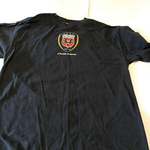 DC United Adidas 10 year anniversary Short Sleeve T-Shirt Adult Large  EUC