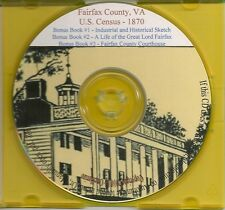 Fairfax County VA History - Virginia Genealogy