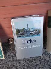 Türkei, ein Walter-Reiseführer aus dem Jahr 1989