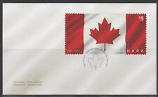 CANADA #2808 CANADA'S FLAG FIRST DAY COVER