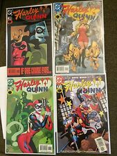 Harley Quinn 6, 7, 8, 9 Vol 1 2001 Low Print Near Mint Condition or Better NM