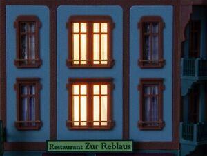 Faller 180678 - H0/Tt Led-Gebäudebeleuchtung With St - New
