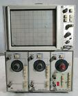 Tektronix 5115 Storage Oscilloscope With Modules ~For PARTS/ REPAIR