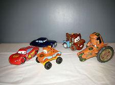 Disney/Pixar -  lot de Voitures CARS Mack Mc Queen) - Long: de 9 à 16 cm