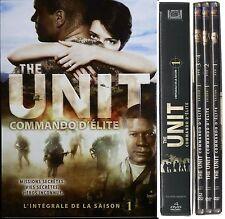 THE UNIT  -  Intégrale saison 1 - Coffret 3 boitiers slim - 4 DVD