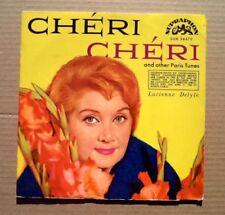 Vinyles EP chers 17 cm