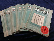 THE NEW HOUSEHOLD ENCYCLOPEDIAS FOR HOME HANDYMAN & HOUSEWIFE (26 PARTS)