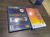 Solo IN Haus PS2 Versiegelt Neu IN Spanisch
