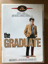 The Graduate Dvd 1967 Milf Comedy Classic w/ Dustin Hoffman Region 1