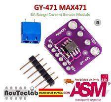 GY-471 3A Range Current Sensor Module Professional MAX471 Module