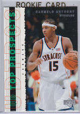 CARMELO ANTHONY ROOKIE CARD 2003/04 Upper Deck Top Prospect RC Team USA OLYMPICS