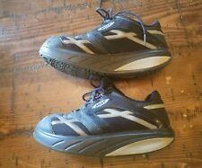 MBT Women's Black Athletic Rocking Walking Shoes Size 8 M EU 38 Style# 400108-46