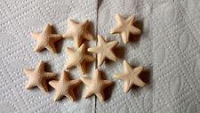 9 Peach Star Fish decorative soap