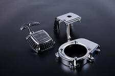 32CC engine chrome Cover for HPI Baja 5B 5T 5SC