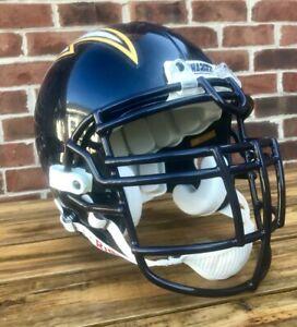 Junior Seau San Diego Chargers Riddell VSR4 Authentic Football Helmet