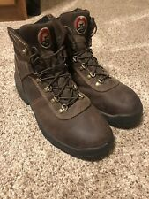 Red Wing Irish Setter Ely Men's 6 Inch Brown Work Boot 10.5