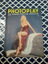 Photoplay Magazine June 1956 Diana Dors Marilyn Monroe