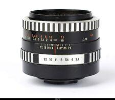 Lens  Aus Jena  Flektogon 2,8/35mm  Macro  TM42  No.9420260