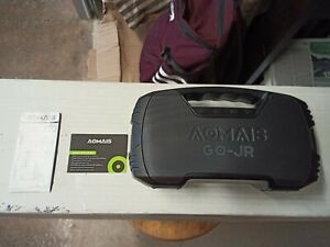 Aomais Go-JR Bluetooth Boombox (Black) Great Sound! Awesome Bass!
