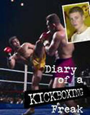 """""""VERY GOOD"""" Clive Gifford, Kickboxing  (Diary of a Sports Freak), Book"""