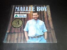 JOHN WILLIAMSON - MALLEE BOY LP RECORDS (WINNER OF ARIA 1987)