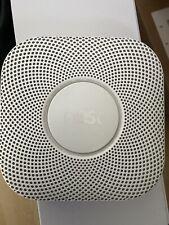 Google Nest Protect (2nd Gen) Battery Smoke and Carbon Monoxide Alarm Detector