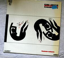 Disque Vinyle 45 tours Maxi - Gino Soccio Extended Day