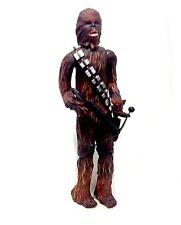 Star Wars 12 Pulgadas 1/6th Scale Chewbacca Figura de acción y bonita, Raro