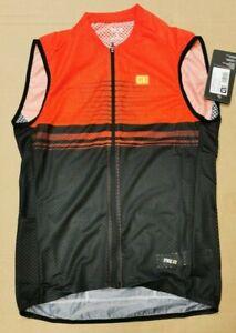 Ale PRR Slide Men's Sleeveless Jersey, Red/Black, Medium. L13942319-03 (Stock)