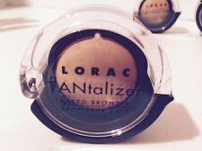 LORAC TANtalizer Baked Bronzer Travel Size 0.06 oz/1.9 g Face & Body Bronzing
