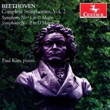 Sämtliche Symphonien,vol.2 von Paul Kim (2012)