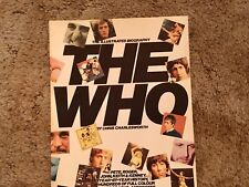 The Who Illustrated Biography By Chris Charlesworth 1982