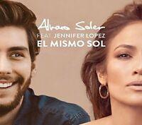 ALVARO FEAT. LOPEZ,JENNIFER SOLER - EL MISMO SOL  CD SINGLE NEU