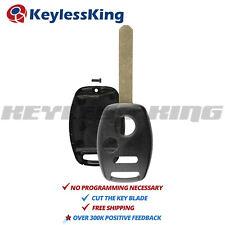 Remote Key Fob Shell Case for 2007 2008 2009 2010 2011 2012 2013 Honda CR-V CRV