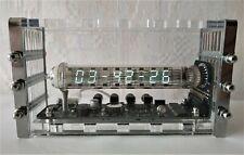 Adafruit Ice tube clock IV-18 VFD nixie tube clock steampunk desk clock vintage