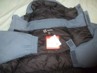 Marmot Yukon WARM McMurdo AK Mammoth Goose Down Parka Jacket Coat 3X / 4XL Gray