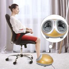 HOMCOM Fußmassage Fußmassagegerät Fuß Massage Füße Massage mit Wärmefunktion Neu