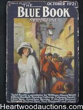 Blue Book Oct 1921 J. Allen St. John cover