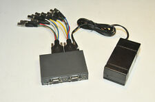Extron VSW 2VGA A Switcher with power supply and cables    $25