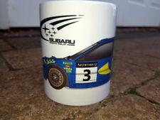 1997 WRC Subaru Impreza World Rally Championship Team Colin McRae Coffee Tea Mug