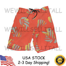 Youth Boy's Surfing Boardshorts Bathing Suit Shorts Trunks VOLCOM sz L/12 YOUTH