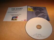 THE KOOKS - JUNK OF THE HEART!!FRENCH DJ PROMO CD
