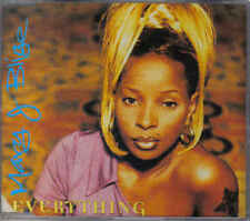 Mary J blige-Everything cd maxi single
