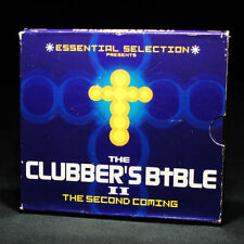 The Clubber's Bible 2 - The Second Coming - música cd álbum X 2