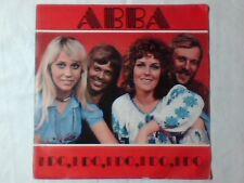 "ABBA I do i do i do i do i do 7"" ITALY UNIQUE PICTURE SLEEVE"
