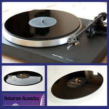 Tested/PROVEN Audiophile UPGRADE for Sansui -VIBRO-STOP Turntable/Platter Mat GS