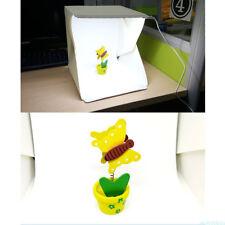 Cube Mini Light Room Photography Studio Lighting Tent Kit Backdrop Box Foldable