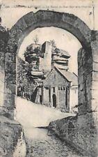 Environs de SAVERNE - les Ruines du Haut Barr et la Chapelle