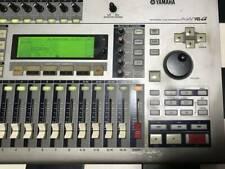 Yamaha AW16G Audio Workstation 16 Track Digital Recorder W/AC Case disks F/Japan